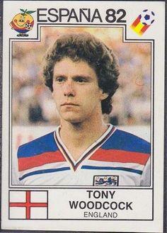 Tony Woodcock Football Sticker