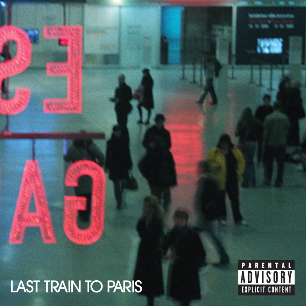 Diddy last train to paris