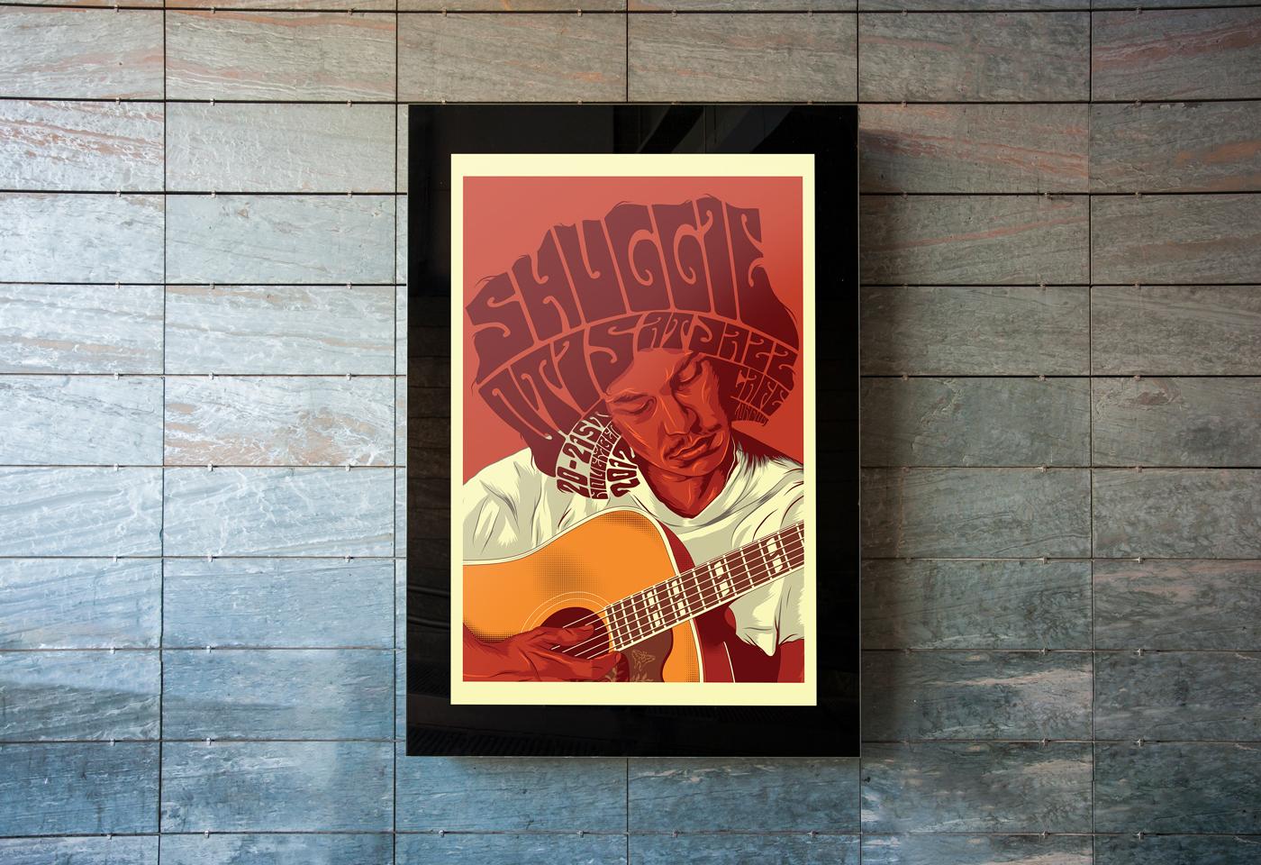 shuggie-otis-jazz-cafe-poster-greg-bunbury