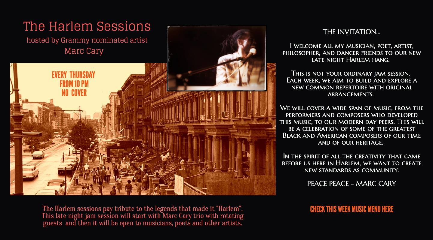 The Harlem Sessions