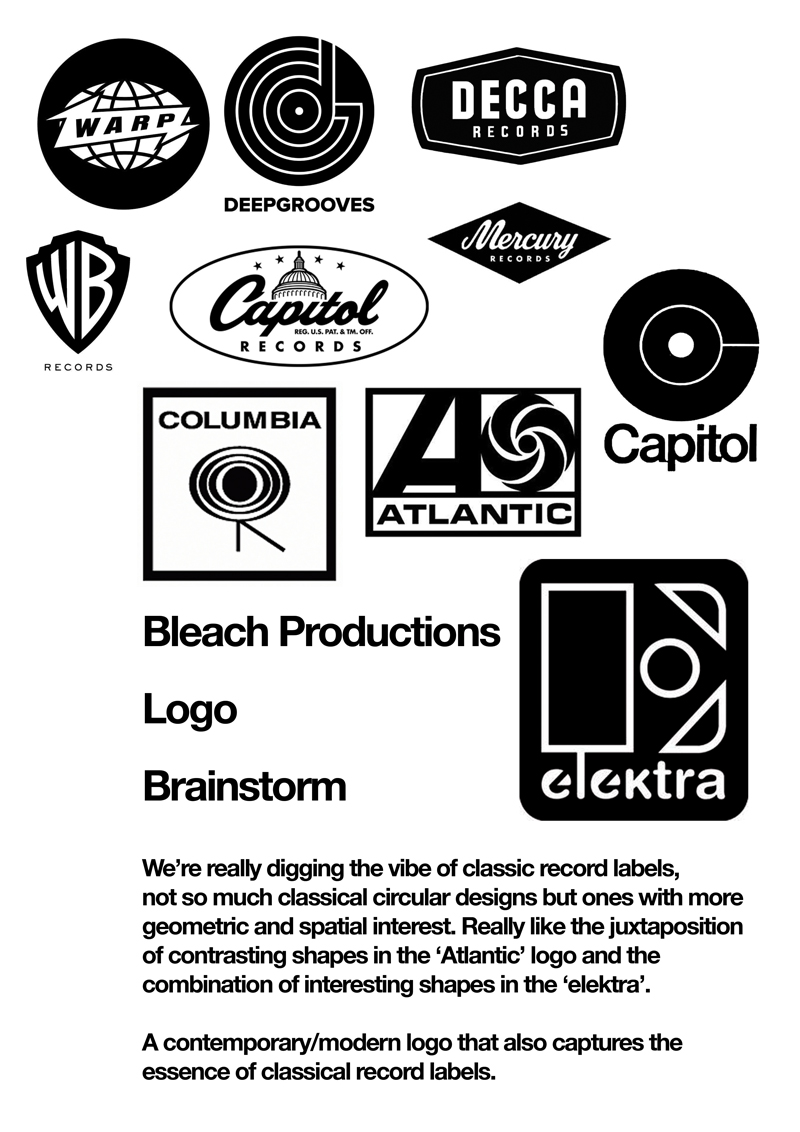 Bleach-Logo-design-Brainstorm
