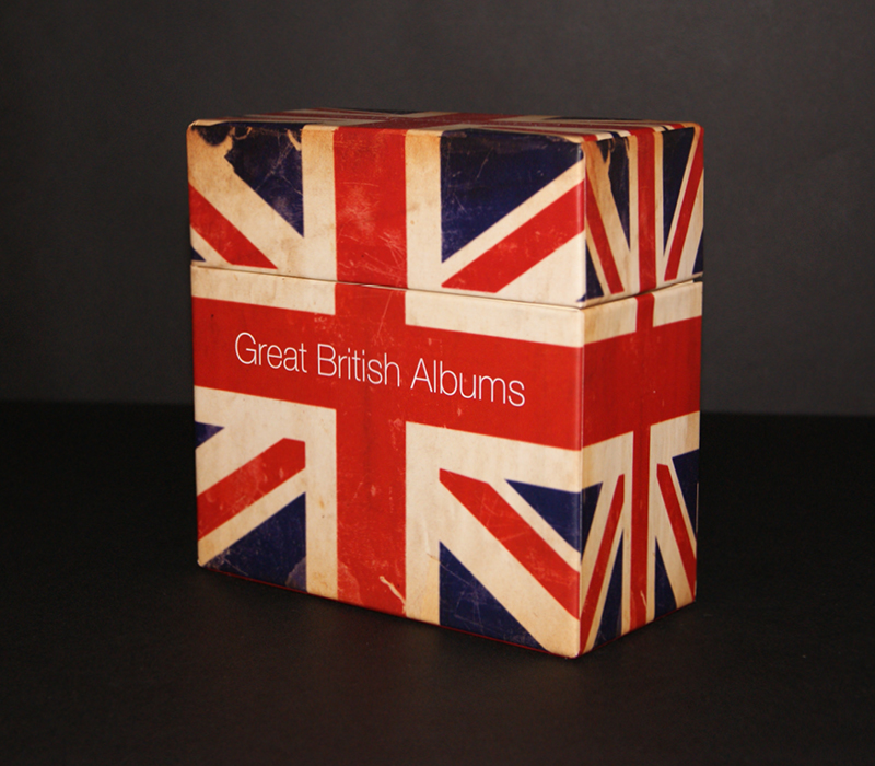 Great British Albums