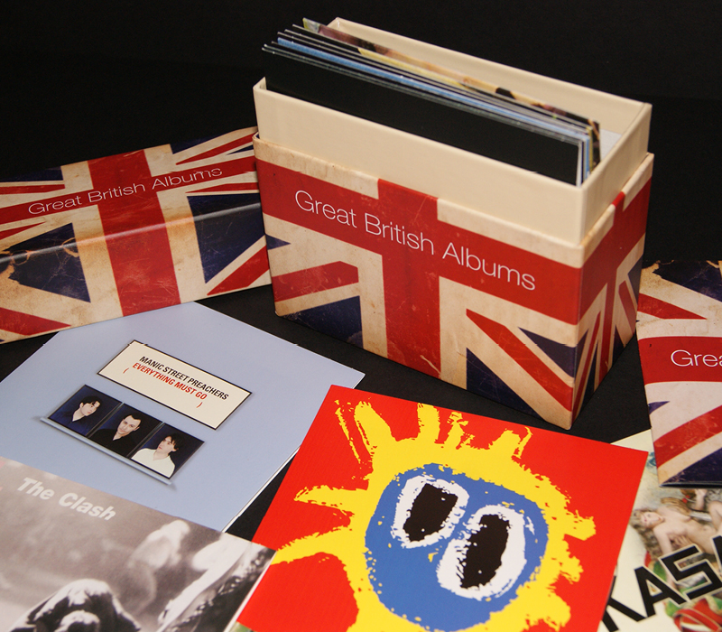 Great British Albums 3
