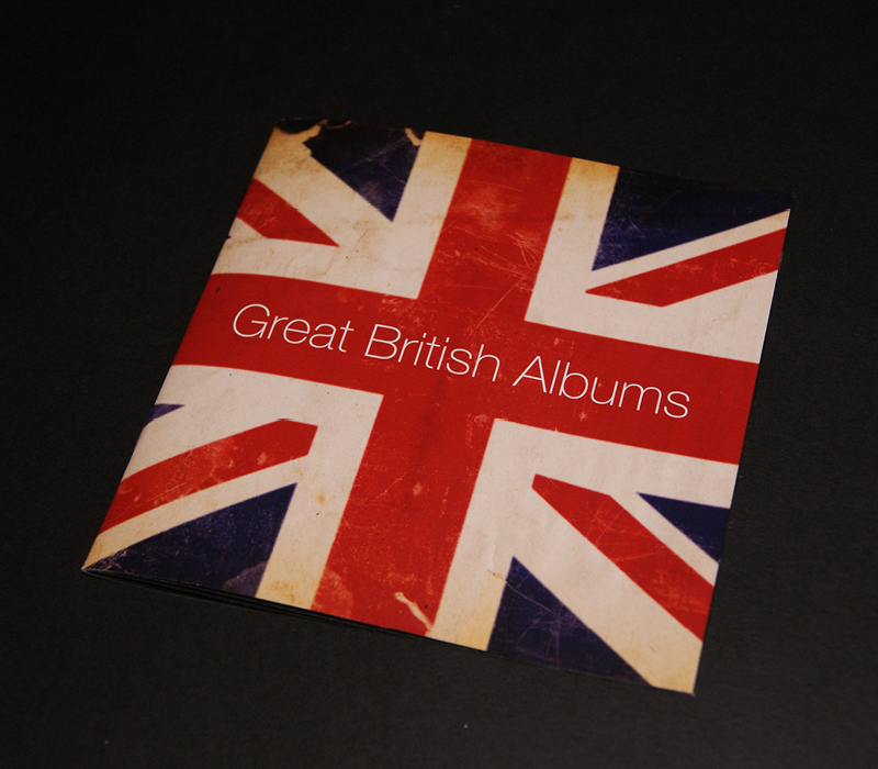 Great British Albums 5