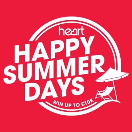 Heart-Happy-Summer-Days-Campaign-Design