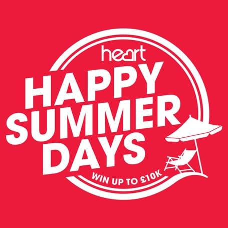 Heart-Happy-Summer-Days-Campaign-Design