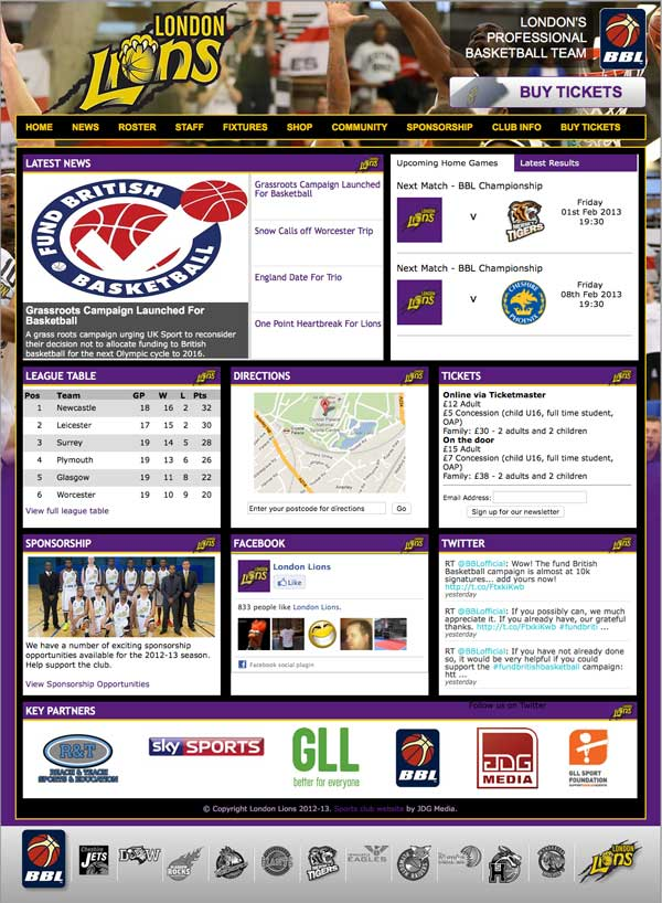 London-Lions-Website-Old