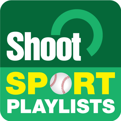 Sport Playlists Logo Baseball