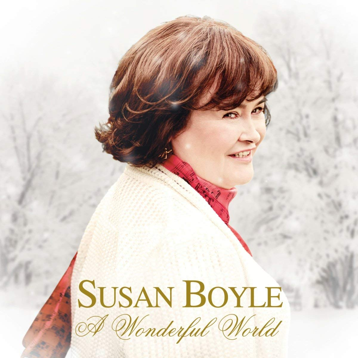 Susan Boyle A Wonderful World