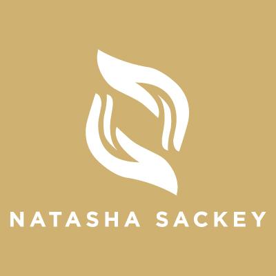 Natasha-Sackey-logo-colour-block-gold