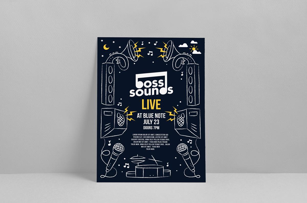 boss-sounds-logo-poster