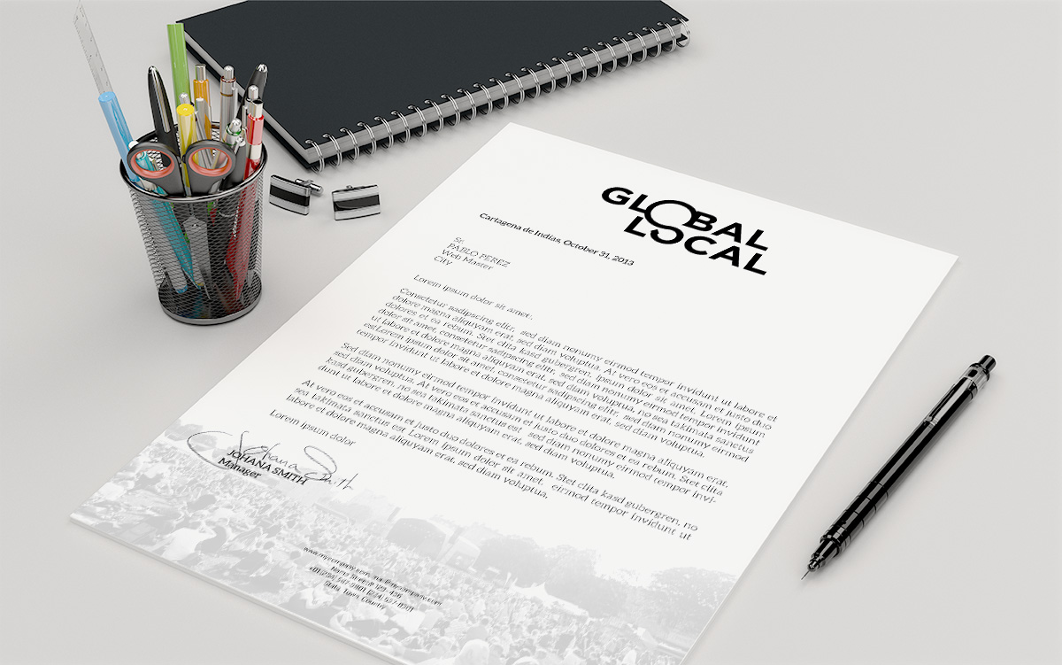 global-local-letterhead
