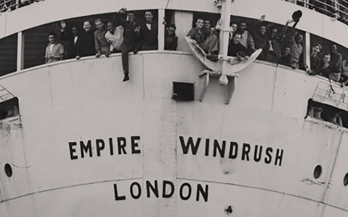 Empire-Windrush-Font