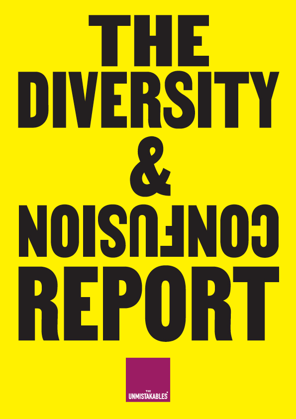 The Unmistakables Diversity & Confusion report 1